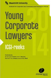 Young Corporate Lawyers 2014