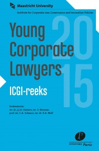 Young Corporate Lawyers 2015